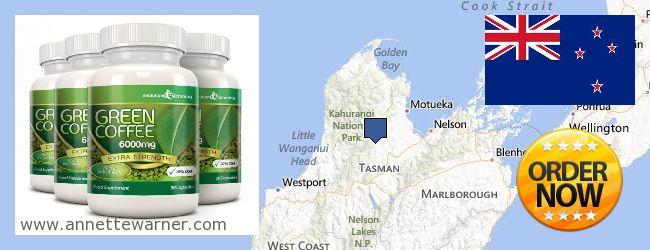 Buy Green Coffee Bean Extract online Tasman, New Zealand