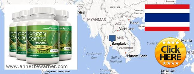 Purchase Green Coffee Bean Extract online Thailand