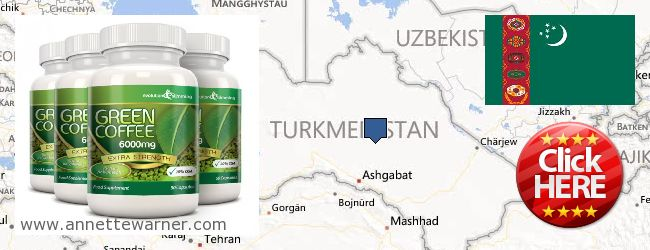 Purchase Green Coffee Bean Extract online Turkmenistan