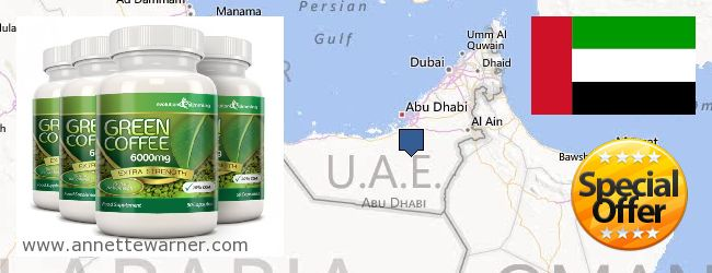 Where to Buy Green Coffee Bean Extract online United Arab Emirates