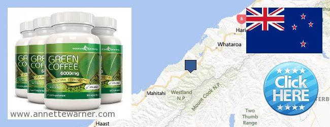 Buy Green Coffee Bean Extract online Westland, New Zealand
