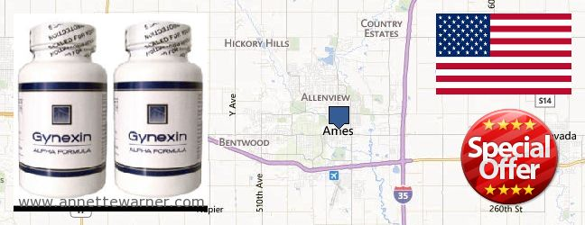 Where Can I Purchase Gynexin online Ames IA, United States