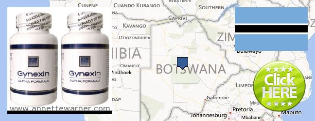 Where to Buy Gynexin online Botswana