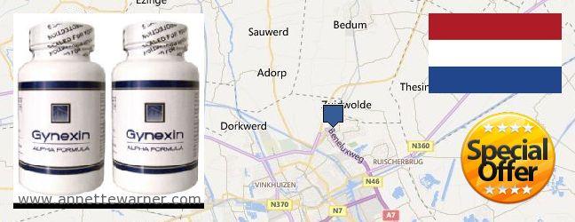 Best Place to Buy Gynexin online Groningen, Netherlands