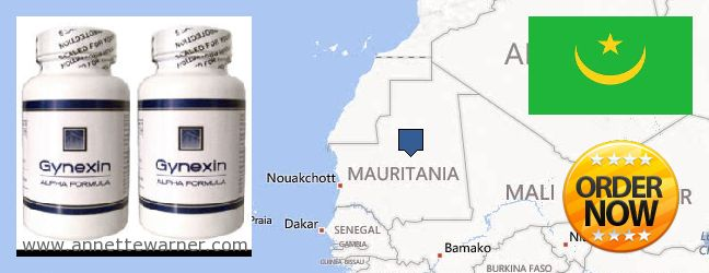Purchase Gynexin online Mauritania