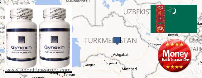 Where to Buy Gynexin online Turkmenistan