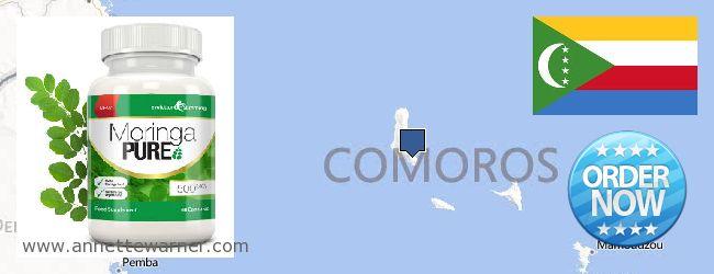 Where to Buy Moringa Capsules online Comoros