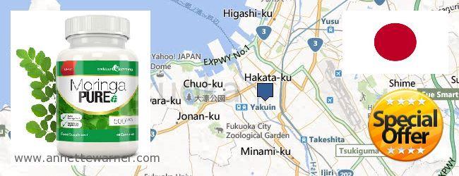 Purchase Moringa Capsules online Fukuoka, Japan