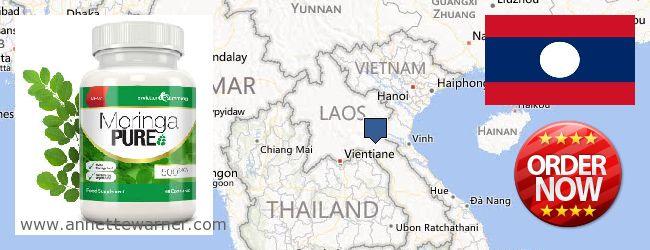 Purchase Moringa Capsules online Laos