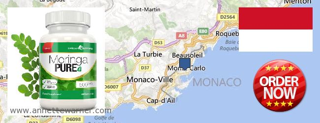 Buy Moringa Capsules online Monaco