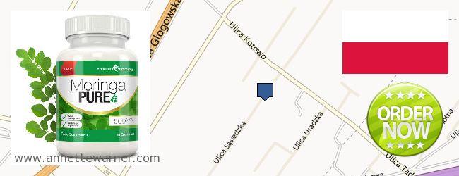 Where to Buy Moringa Capsules online Poznań, Poland