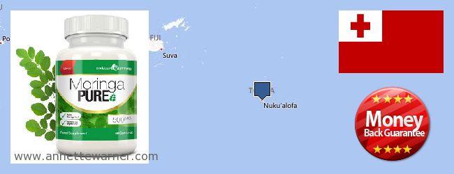 Purchase Moringa Capsules online Tonga