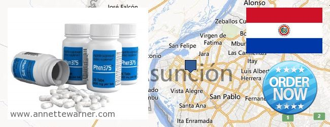 Best Place to Buy Phen375 online Asunción, Paraguay