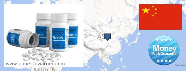 Best Place to Buy Phen375 online China
