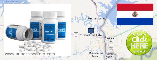 Where to Buy Phen375 online Ciudad del Este, Paraguay