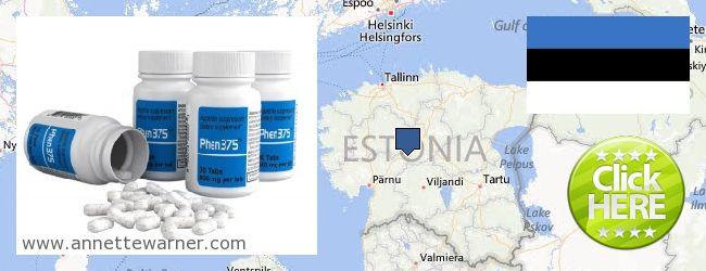 Where Can I Buy Phen375 online Estonia