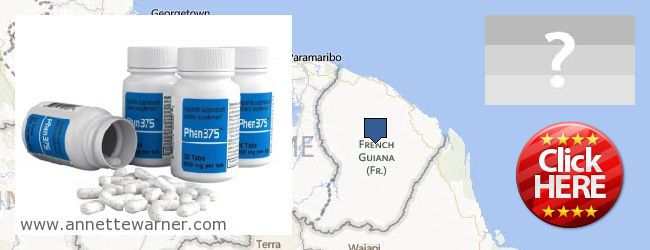 Purchase Phen375 online French Guiana