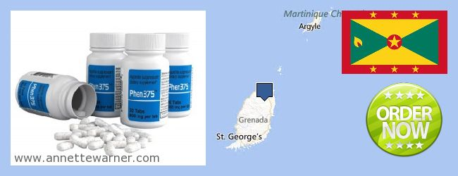 Where to Buy Phen375 online Grenada