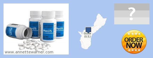 Unde să cumpărați Phen375 on-line Guam