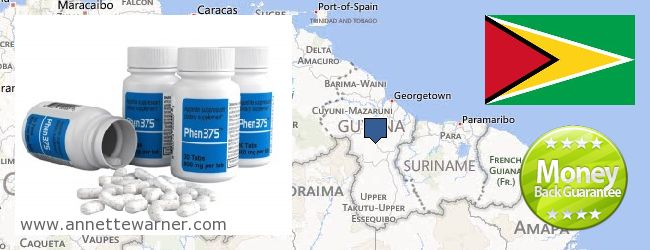 Where to Buy Phen375 online Guyana