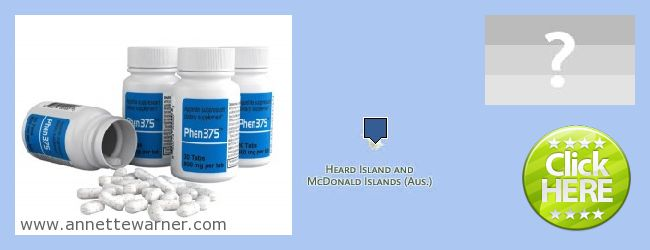 Buy Phen375 online Heard Island And Mcdonald Islands
