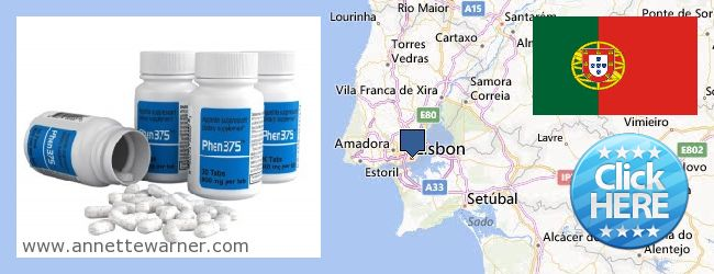 Best Place to Buy Phen375 online Lisboa, Portugal