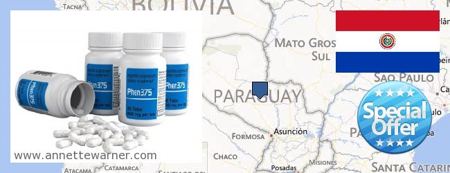 Where Can I Buy Phen375 online Paraguay