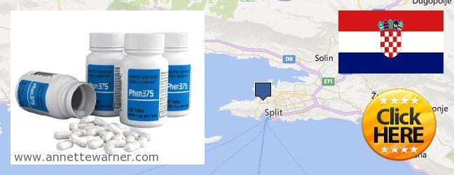 Buy Phen375 online Split, Croatia
