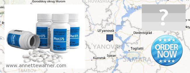 Where to Buy Phen375 online Ulyanovskaya oblast, Russia