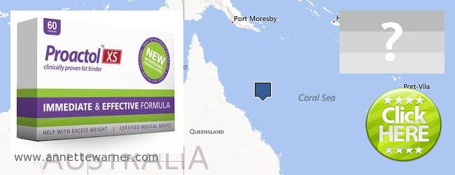 Where to Buy Proactol XS online Coral Sea Islands
