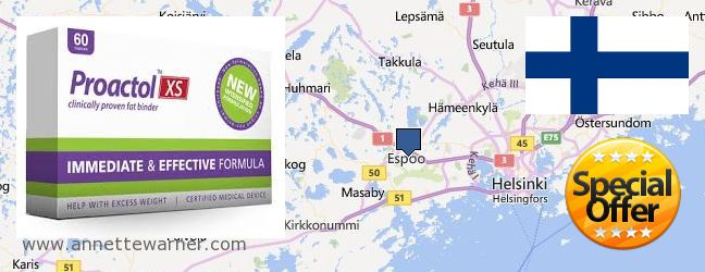 Where to Purchase Proactol XS online Espoo, Finland