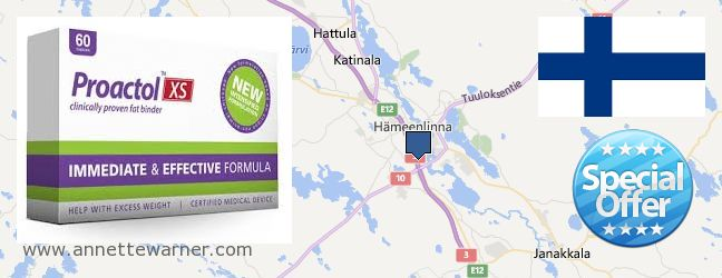 Where to Purchase Proactol XS online Haemeenlinna, Finland