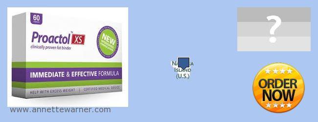 Buy Proactol XS online Navassa Island