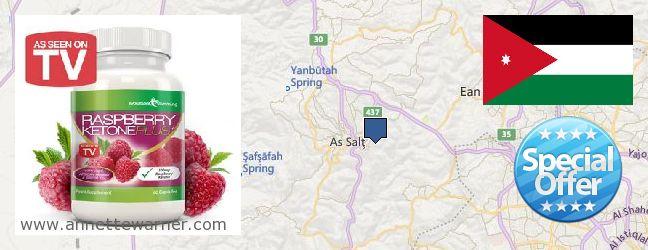 Buy Raspberry Ketones online As Salt, Jordan