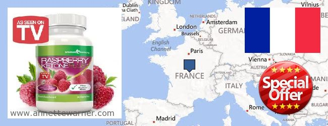 Buy Raspberry Ketones online France
