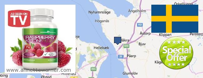 Purchase Raspberry Ketones online Helsingborg, Sweden