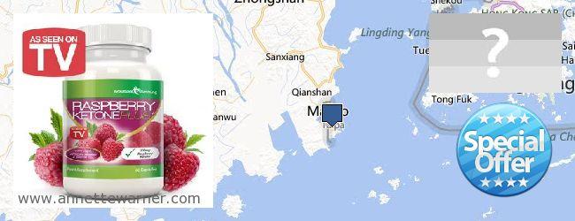 Buy Raspberry Ketones online Macau