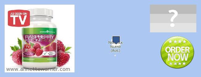 Buy Raspberry Ketones online Norfolk Island