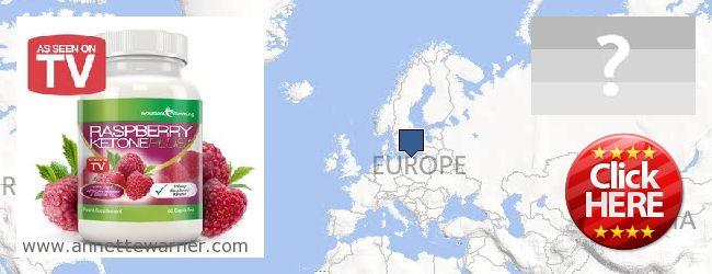 Hvor kjøpe Raspberry Ketones online Online