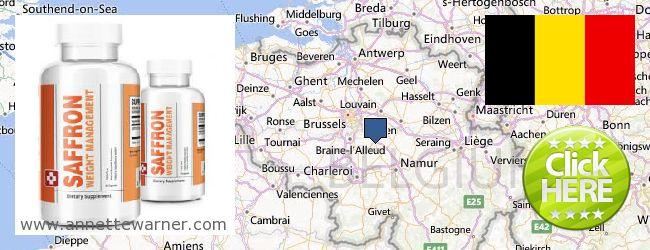 Purchase Saffron Extract online Belgium