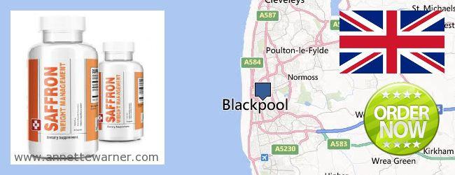 Buy Saffron Extract online Blackpool, United Kingdom