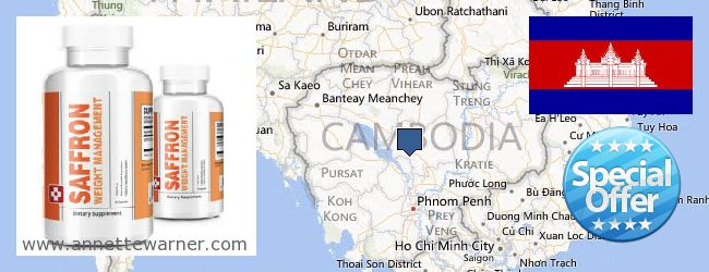 Purchase Saffron Extract online Cambodia