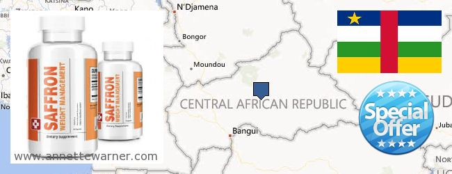Where to Purchase Saffron Extract online Central African Republic