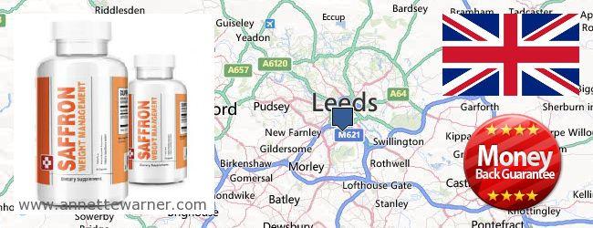 Buy Saffron Extract online Leeds, United Kingdom