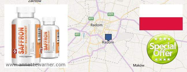 Purchase Saffron Extract online Radom, Poland