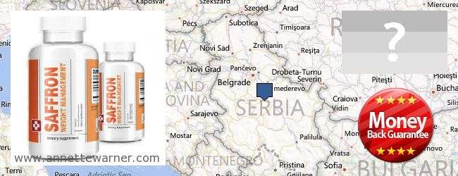 Buy Saffron Extract online Serbia And Montenegro