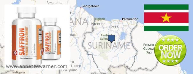 Where to Purchase Saffron Extract online Suriname