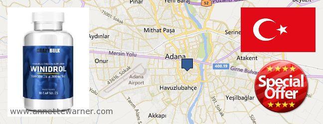 Best Place to Buy Winstrol Steroid online Adana, Turkey