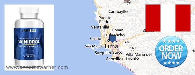 Buy Winstrol Steroid online Lima, Peru