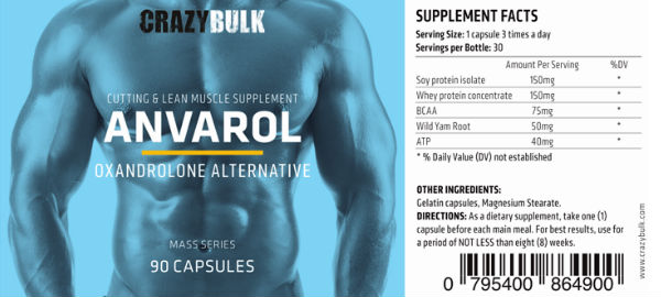 Buy Anavar Steroids in Kiribati